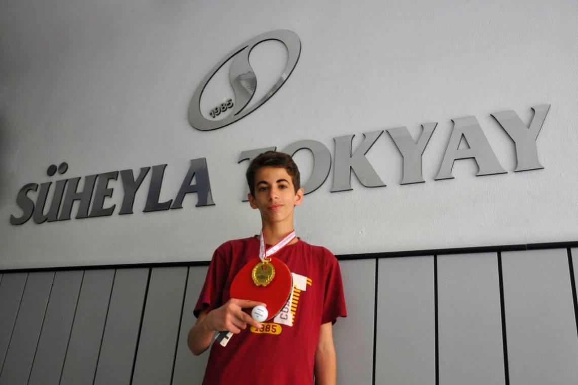 Emre Adana 1.si !