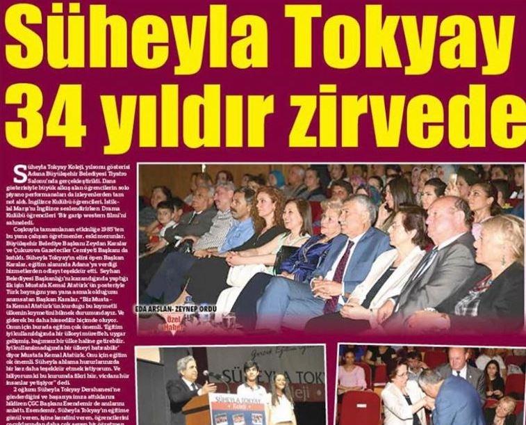 Adana'nın Gündemi Olan Büyük Gösteri!